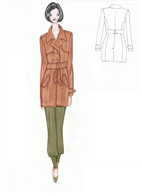 Cartamodelli giacche e cappotti - cartamodelli.it